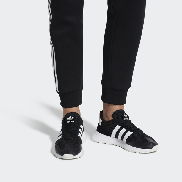 new products 10c7b c4ee2 Adidas Womens FLB Sneakers